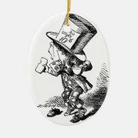 A Wonderland Christmas Ornament