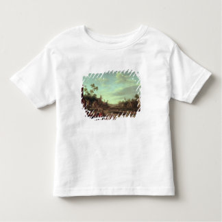 A Wooded River Landscape, 1646 Toddler T-shirt