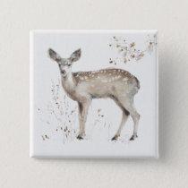 A Woodland Walk IX Pinback Button