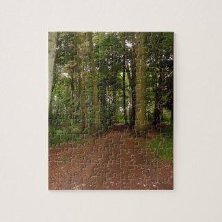 A Woodland Walk Jigsaw Puzzle