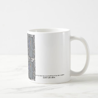 a working class hero is something to be...., a ... coffee mug