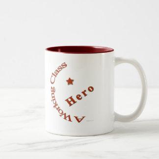 A Working Class Hero Mug