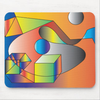 A world of Innovation Mouse Pad
