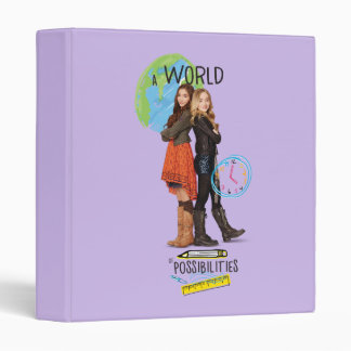 A World of Possibilities 3 Ring Binder