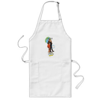 A World of Possibilities Long Apron