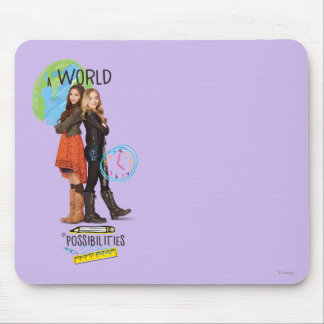 A World of Possibilities Mouse Pad