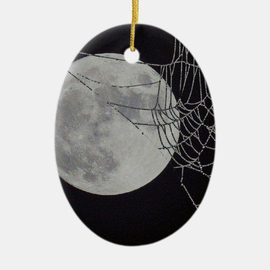 A world Wide Web Ceramic Ornament