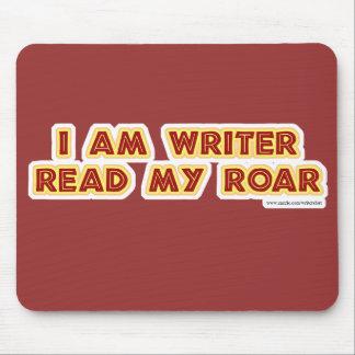 A Writer's Roar Mousepad