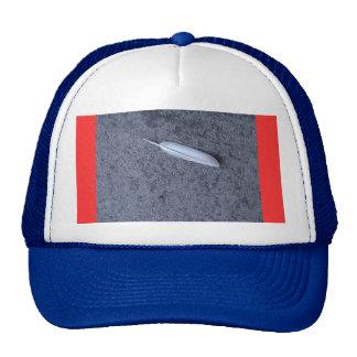 A YANKEE DOODLE TRUCKER HAT