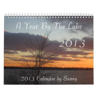 A Year By The Lake 2013 Calendar