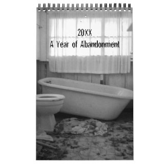 A year in Abandonment Calendar