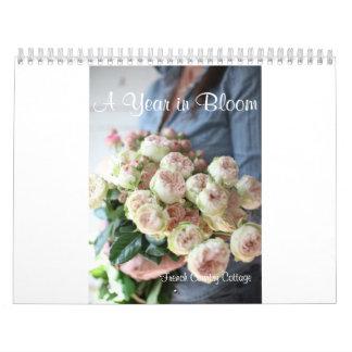 A year in bloom 2 calendar