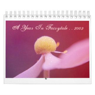 A Year In Fairytale 2009 Calendar