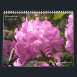"A Year in My Gardens: dreamflower 2018 calendar<br><div class=""desc"">This calendar tells the story of a year in the gardens I tend, from fungi in wildlife-friendly gardens to blooming perennials, shrubs and vines and drought-tolerant succulents. I enjoy working with a variety of plants and learning new ways to combine them. In this calendar you can go along on my...</div>"