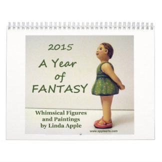 A Year of Imagination Calendar
