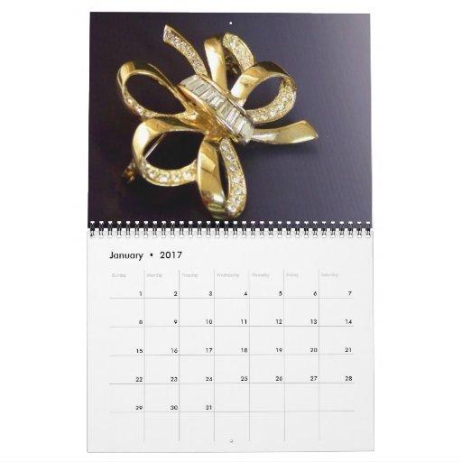 A Year of Jewels Calendar