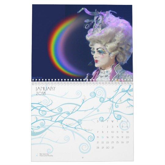 A Year of Nonsense! Calendar
