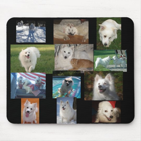 A Year's Worth of Eskies! Mouse Pad