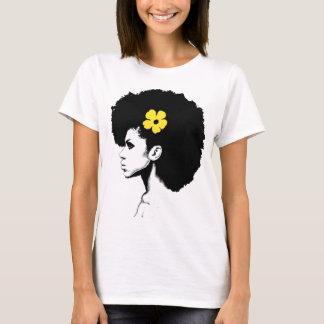 A Yellow Flower T-Shirt