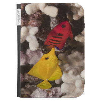 A Yellow Tang Cases For The Kindle