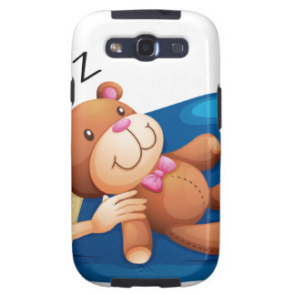 A young boy sleeping samsung galaxy s3 covers