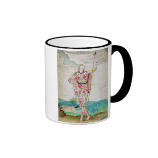A Young Daughter of the Picts, c.1585 (w/c and gou Coffee Mug