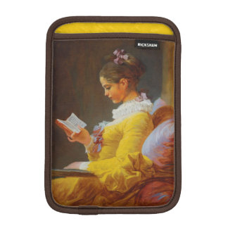 A Young Girl Reading (The Reader) iPad Mini Sleeves