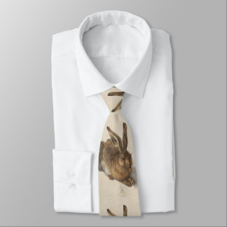 A Young Hare Tie