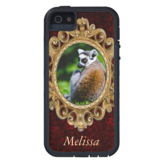 A Young Lemur, Animal Photography iPhone 5 Cases