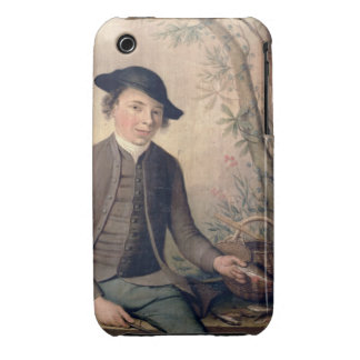 A Young Man Gutting Fish, 1782 (panel) Case-Mate iPhone 3 Case