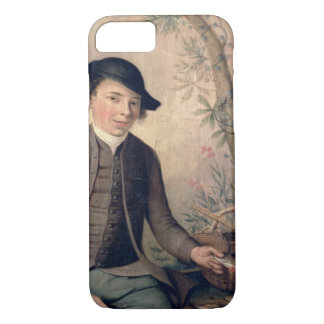 A Young Man Gutting Fish, 1782 (panel) iPhone 8/7 Case
