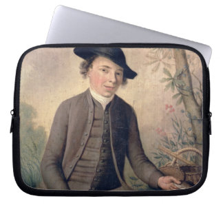 A Young Man Gutting Fish, 1782 (panel) Laptop Sleeves
