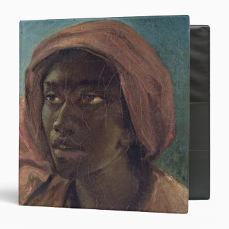 A Young Negro Woman Binder