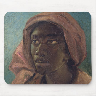 A Young Negro Woman Mouse Pad