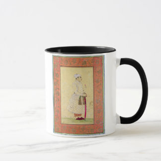 A young nobleman of the Mughal court, from the Lar Mug