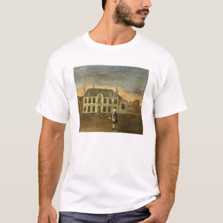 A Young Nobleman Standing before a Mansion (see al T-Shirt