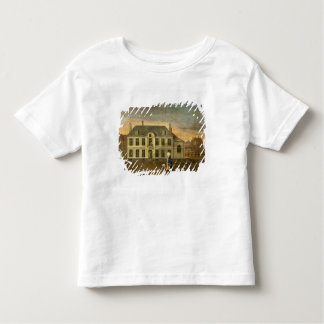 A Young Nobleman Standing before a Mansion (see al Toddler T-shirt