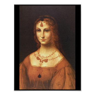 A Young Patrician Lady', Schoo_Portraits Poster