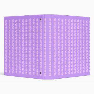 A ZENITH Neon Blue Pattern 2 3 Ring Binders