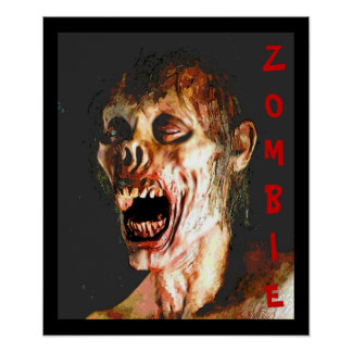 A Zombie Poster