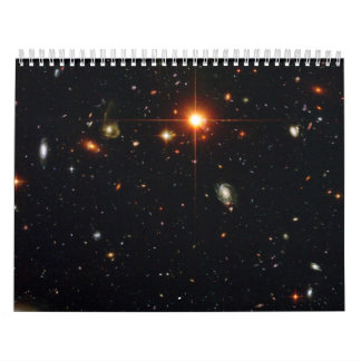 A Zoo of Galaxies Calendars