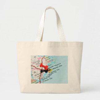 aa (4266) large tote bag