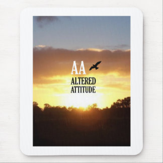 AA Altered Attitude Mouse Pad