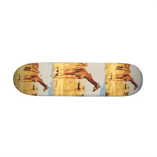 AA- Awesome Giraffe Skateboard