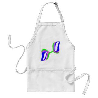aa bow adult apron