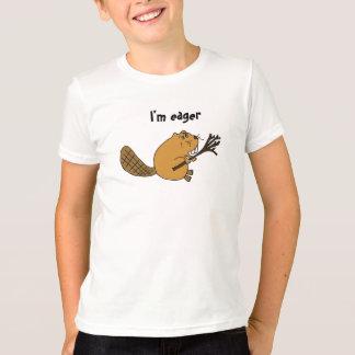 AA- Eager Beaver cartoon Shirt