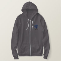 AA Embroidered Respiratory Therapist Hoodie
