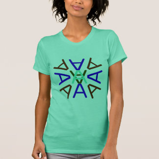Aa Medallion Earth T-Shirt