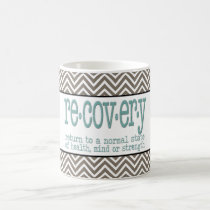AA Recovery Definition Coffee Mug