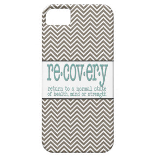 AA Recovery Definition iPhone SE/5/5s Case